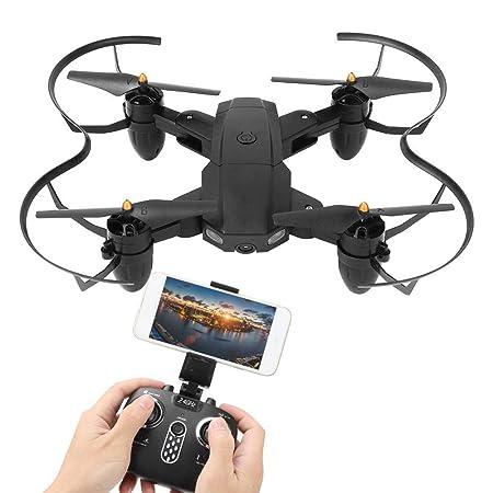 Qinlorgo RC Drone, 2.4GHz FPV Control Remoto Quadcopter WiFi Modo ...