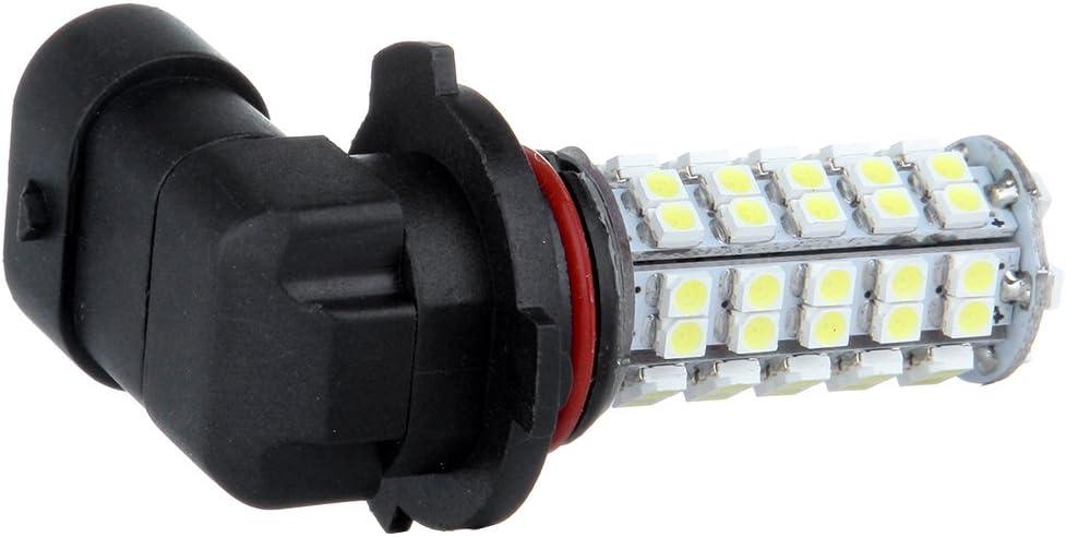 ROADFAR 9005 HB3 LED Light Bulbs 68SMD White LED Bulbs for Fog ...