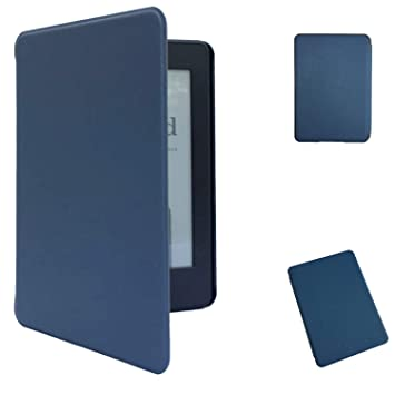 meet 9e5c9 2283a Kindle Paperwhite Case - Kindle Paperwhite 5th 6th 7th Generation - Auto  Wake/Sleep, Shockproof, Lightest Leather (fits Kindle Paperwhite 2012,  2013, ...