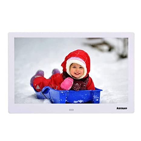 Marco Digital de Fotos 15.4 Pulgadas Pantalla Full HD 16:9 Resolución 1280 * 800