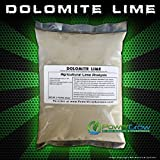 Dolomite Lime - Pure Dolomitic / Calcitic Garden Lime (5 Pounds)