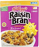 Kellogg's Raisin Bran Cereal, 76.5-Ounce Box