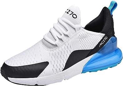 Mujer Zapatillas Deporte para Zapatillas de Ligeras Running Transpirables Cómodas Correr para Zapatos de Malla 35-46 EU: Amazon.es: Zapatos y complementos