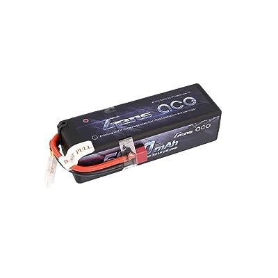 Gens ace Batería Lipo 5000mAh 11,1V 50C 3S1P Caso duro para Multicopteros RC Racing Coche Helicópteros Barcos Avión Camión Vehículo y modelos RC Diversos: Electrónica