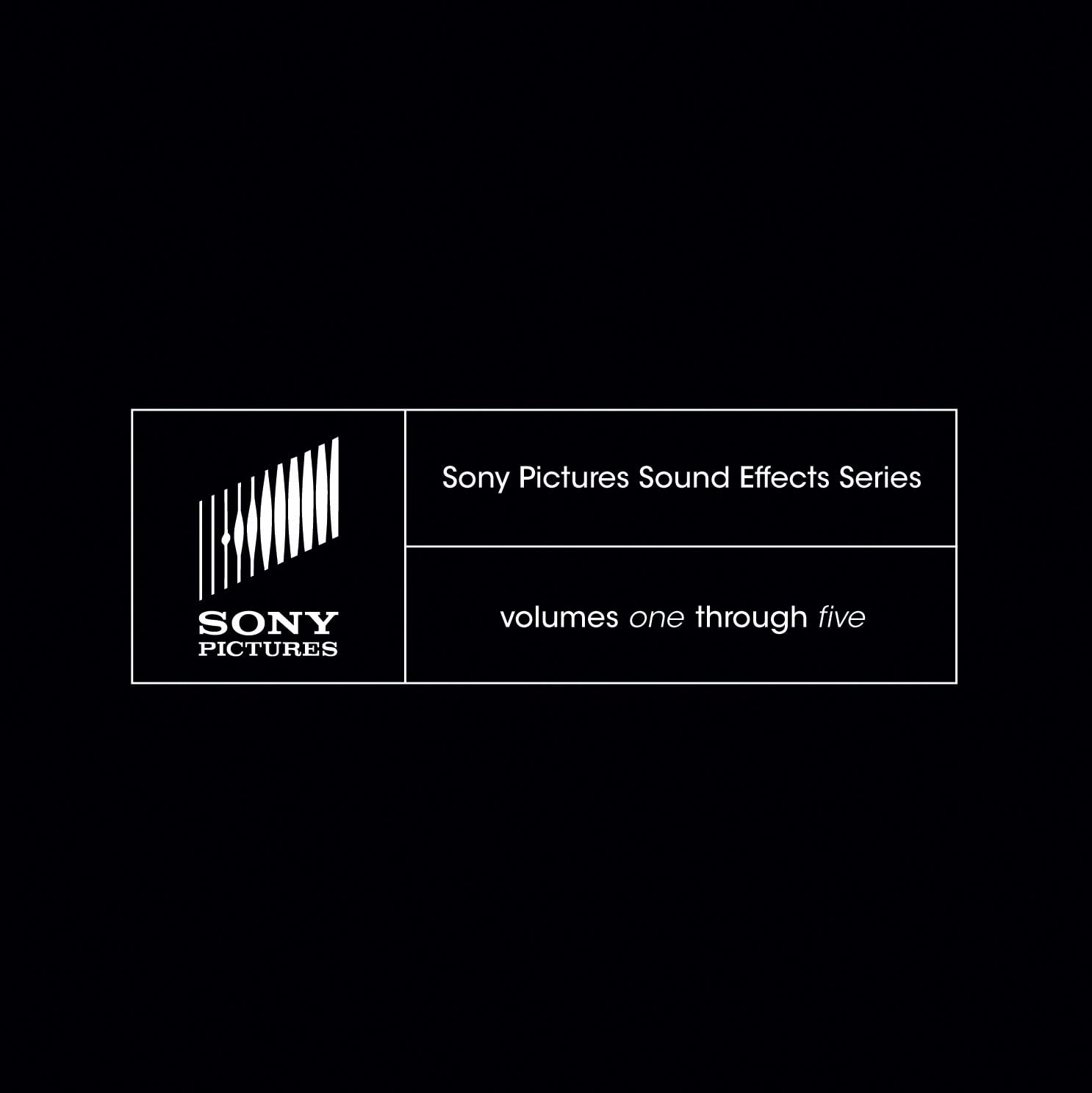 Sony Pictures Sound Effects Series Volumes 1-5 [Download]