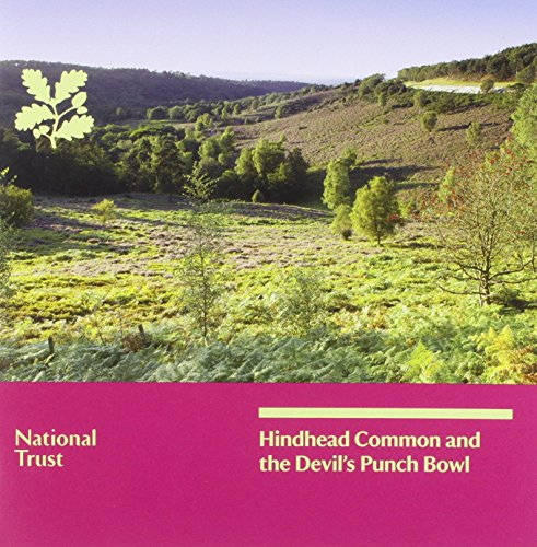 Hindhead Common and the Devil's Punch Bowl, Surrey (Uk Punch Bowl)