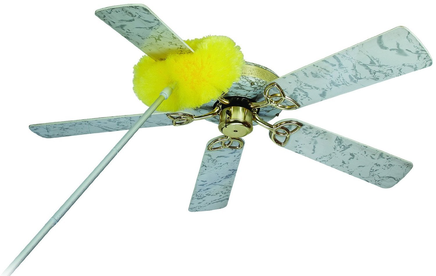 Clean Microfiber Unger Brush Ceiling Fan Duster Cleaner Washable up ...
