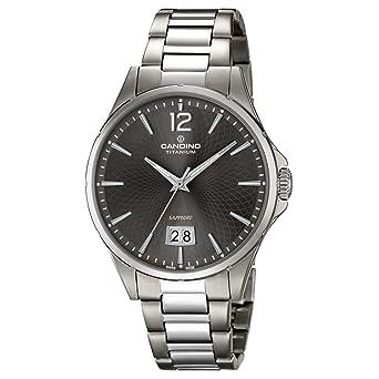 candino mens watch classic titanium c4607 3 candino amazon co uk candino mens watch classic titanium c4607 3