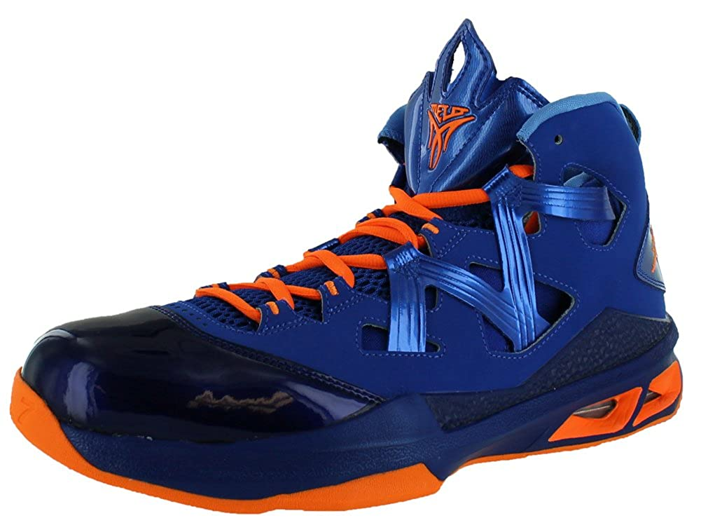best sneakers ebccf fc10b Amazon.com   Jordan Nike Air Melo M9 Mens Basketball Shoes 551879-409 Game  Royal 10.5 M US   Basketball