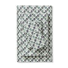 Threshold Performance Sheet Set Patterns 400 Thread Count - Global Foulard (Twin)