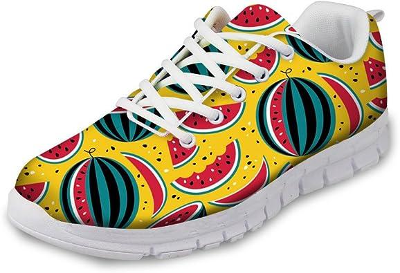 POLERO Colorful Fruit Shoes