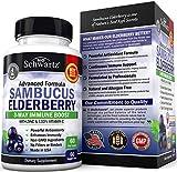 Sambucus Elderberry Capsules with Zinc & Vitamin