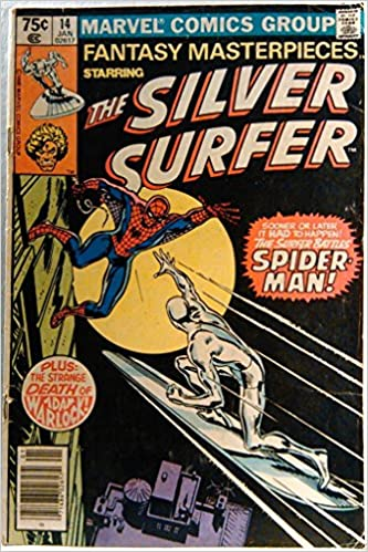 Silver Surfer #14 Marvel Comics 2015