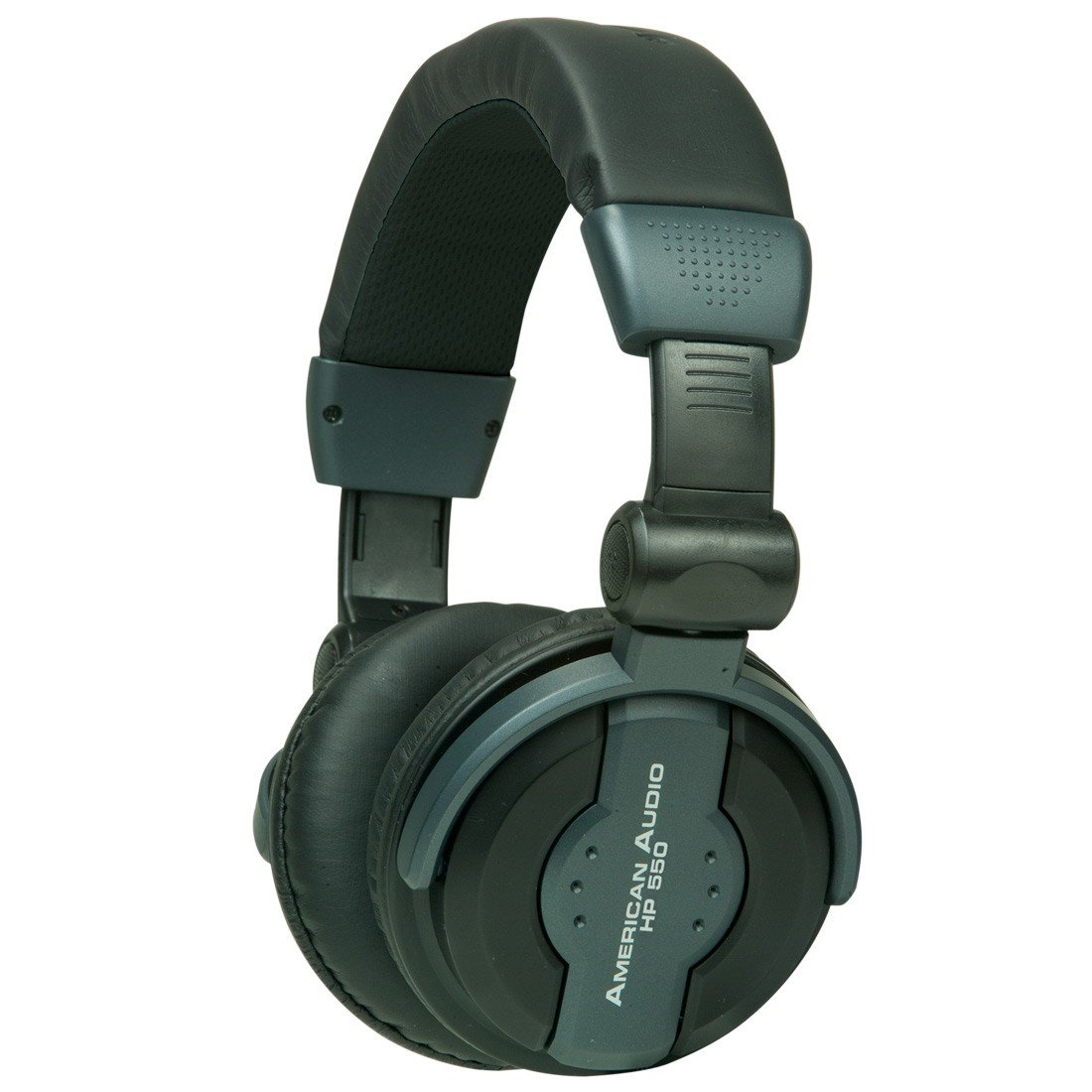 American Dj Hp 550 Pro Dj Headphones American DJ Supply HP550