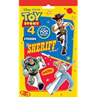 Games JONES_464223 Toy Story 4 700 Stickers, Multi Colour