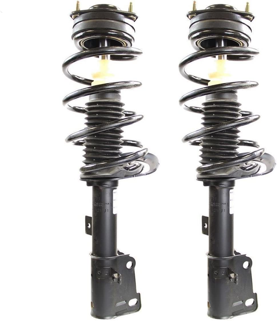 Suspension Strut and Coil Spring Assembly Front Monroe 182518