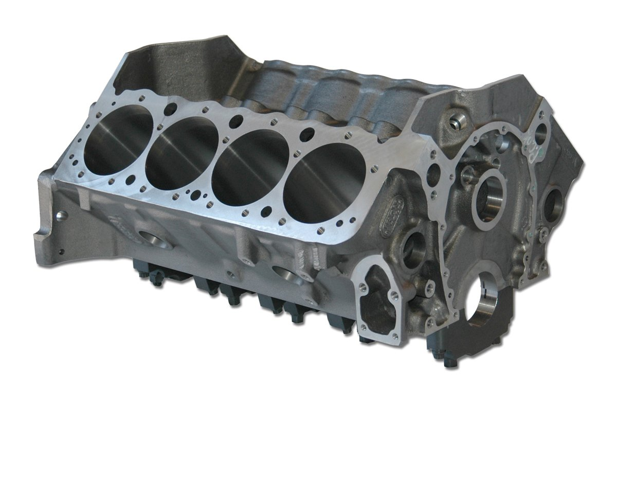 Dart 31161211 SHP 9.025'' / 4.000'' / 350 Iron Small Engine Block for Chevy