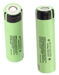 Panasonic NCR18650B 18650 Battery 3400mAh