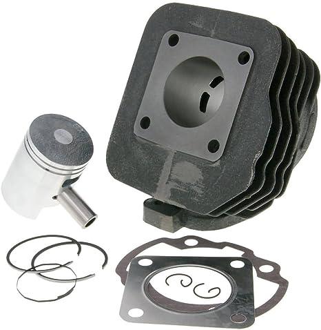 Zylinder 50ccm Ersatzteil f/ür//kompatibel mit Kymco Fever ZX 50 Honda Dio SR BSV DJ