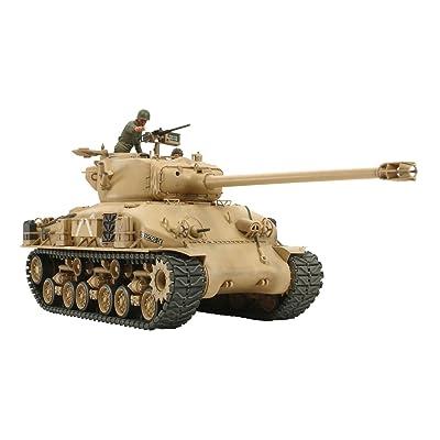 Tamiya America, Inc 1/35 Israeli Tank M51, TAM35323: Toys & Games