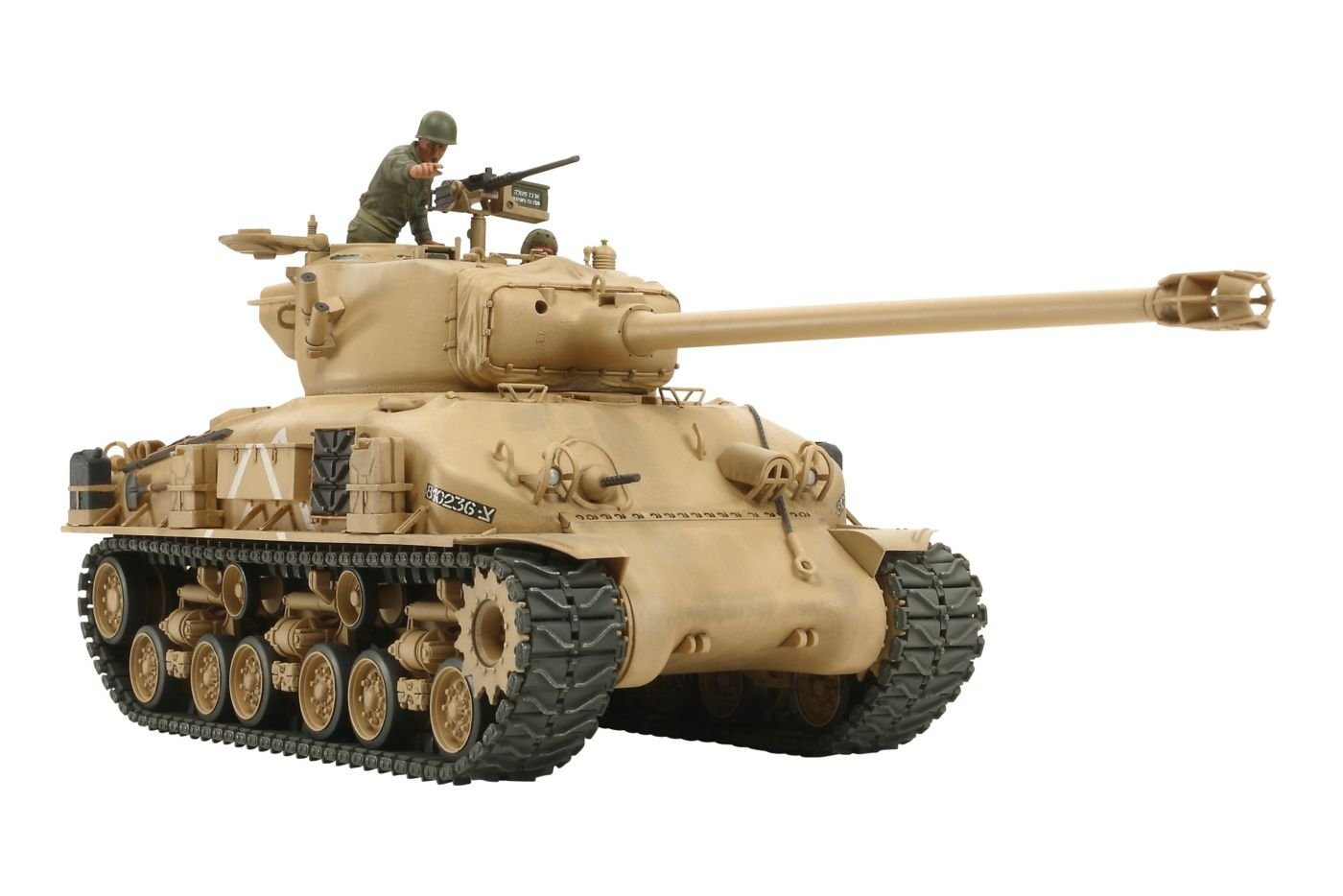 Tamiya America, Inc 1/35 Israeli Tank M51, TAM35323