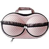 hefeilzmy Travel Home Organizer Zip Bag Case Portable Bra Storage Bag Waterproof Bra and Underwear