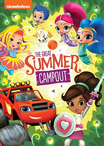Nickelodeon Favorites: Great Summer Campout! Great Dvd