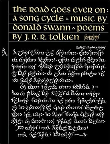 The Road Goes Ever On: Tolkien, J.R.R.: 9780007136551: Books - Amazon.ca