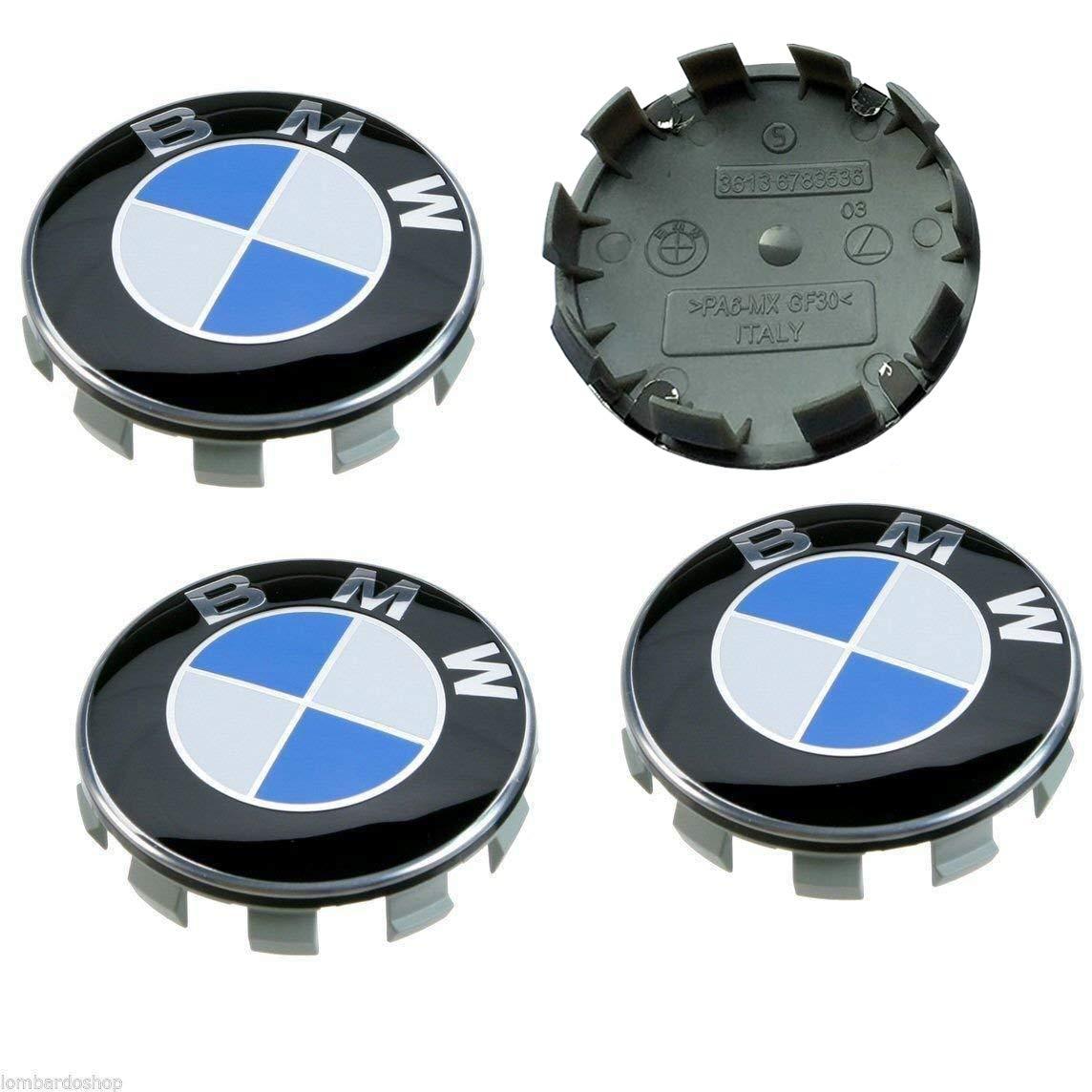 4 X Coprimozzi Tappi BMW 68mm Mozzo Cerchi Copricerchi Series 1 3 4 5 6 7 8 x1 X3 X4 X5 X6 Z3 Z4 36136783536 36131095361 36136768640 E36 E38 E39 E46 E53 E60 E61 E63 E64 E65 E66 E70 E71 E82 E83 E84 E85 E86 E88 E89 E90 E91 TTR