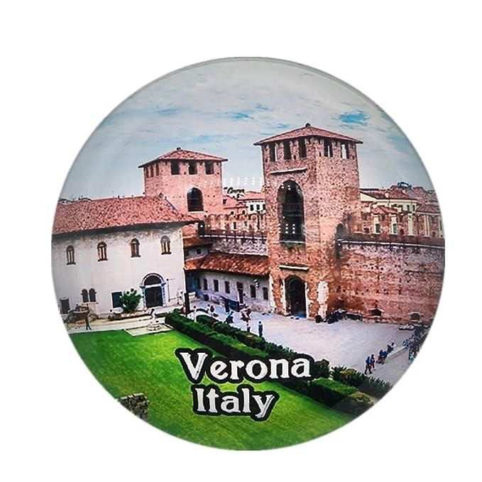 Weekino Souvenir Museo de la Ciudad Vieja Verona Italia Imán de ...