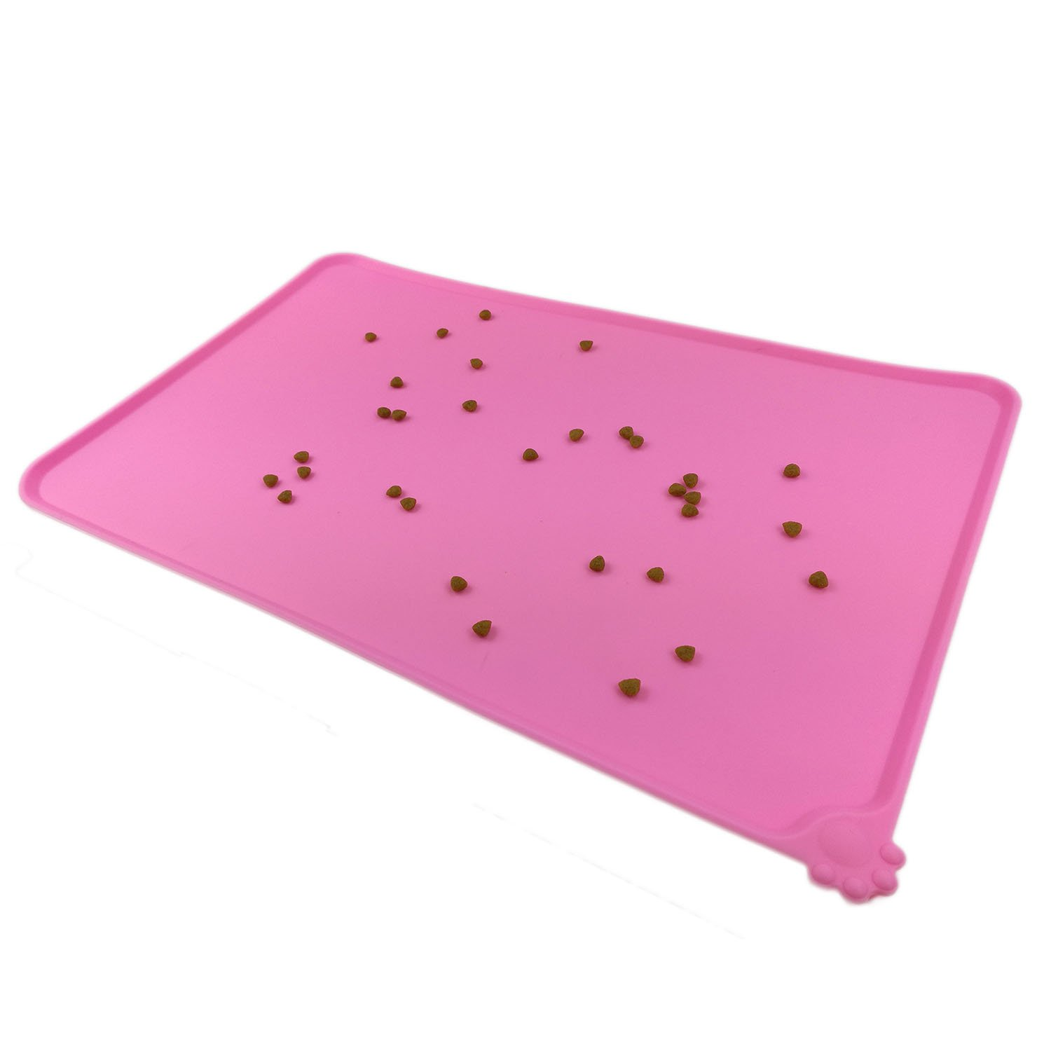 Reopet Large Silicone Dog Cat Bowl Mat Non-stick Food Pad Water Cushion FDA Approved Waterproof