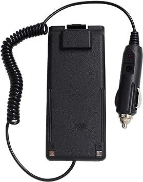 BP-195 BP-196 AOER Battery Eliminator for ICOM IC-F3S IC-F4 IC-F4S