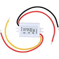 HSEAMALL DC/DC 12V naar 9V 2A Voeding Converter voor Auto LED Display Wit