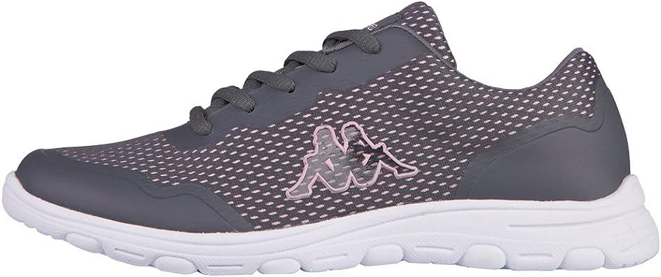 Kappa Preppy, Zapatillas para Mujer, Gris, 37 EU: Amazon.es: Zapatos y complementos