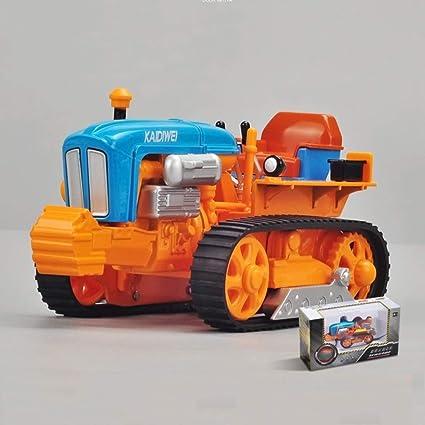 Yingjianjun Tractor de orugas Tractor agrícola, Modelo de camión de maquinaria agrícola, Tractor camión