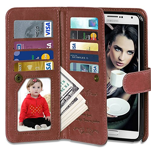 Vofolen Leather Protective Magnetic Removable