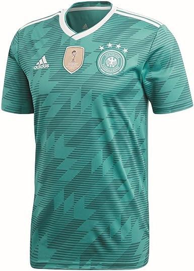 adidas DFB Away Jersey 2018 - Camiseta Hombre: Amazon.es: Ropa y accesorios
