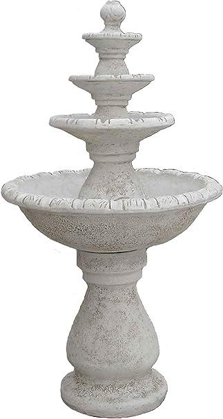 Zierbrunnen Brunnen Fontäne Kaskade Steinbrunnen Springbrunnen Wasserspiele