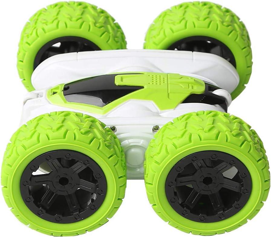 RC Car Toy con Pulsera De Control Remoto 2.4G Stunt Drift Deformation Buggy Car Rock Crawler para Niños Niñas Regalos Creativos para Niños Favores De Fiesta (A)