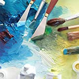 4 Pieces Painting Knife Set, Painting Mixing