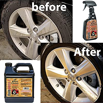 Duragloss 822 All Wheel Cleaner - 1 Gallon: Automotive