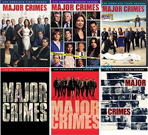 mplete Series Seasons 1-6 DVD ()