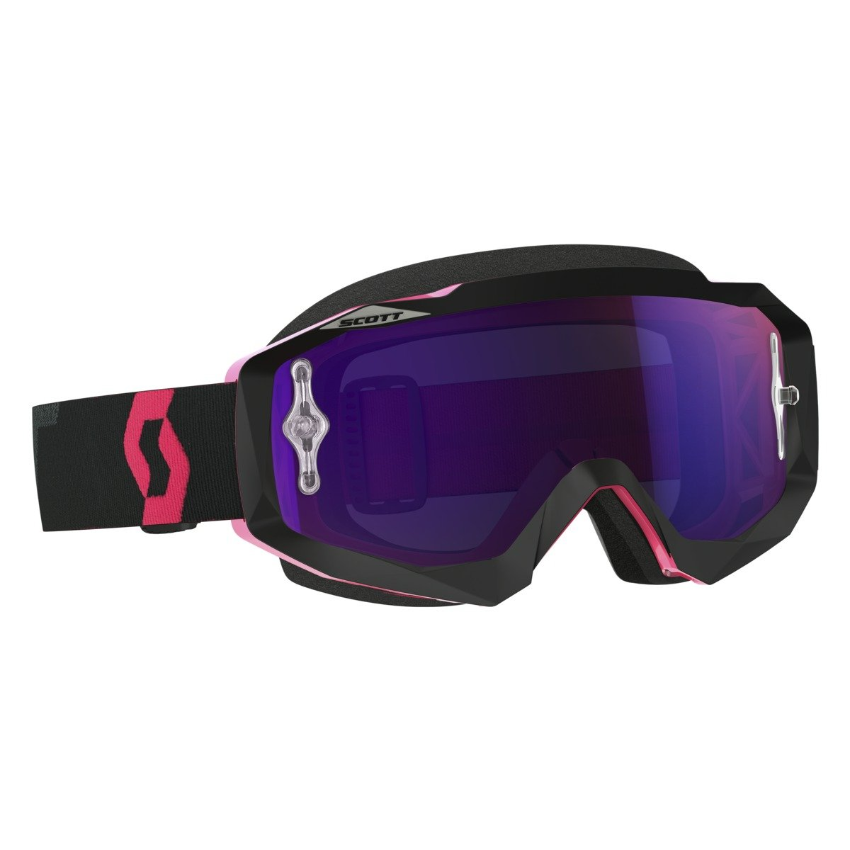 Scott Hustle Hustle Hustle Enduro MX Goggle Cross MTB Brille B01IVWXACS Brillen Für Ihre Wahl 46ad40