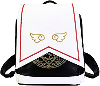 Anime Cardcaptor Sakura Lolita Womens Pink Shoulder Bag Handbag Birthday Gift