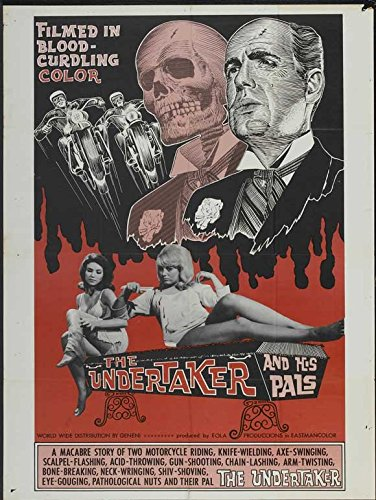The Undertaker and His Pals - Movie Poster