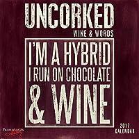 Uncorked: Wine & Words 2017 Mini Calendar