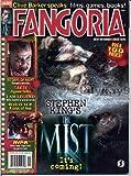 Fangoria Magazine 268 THE MIST Clive Barker AVP-R Rogue I AM LEGEND 30 Days of Night TOBIN BELL November 2007 C