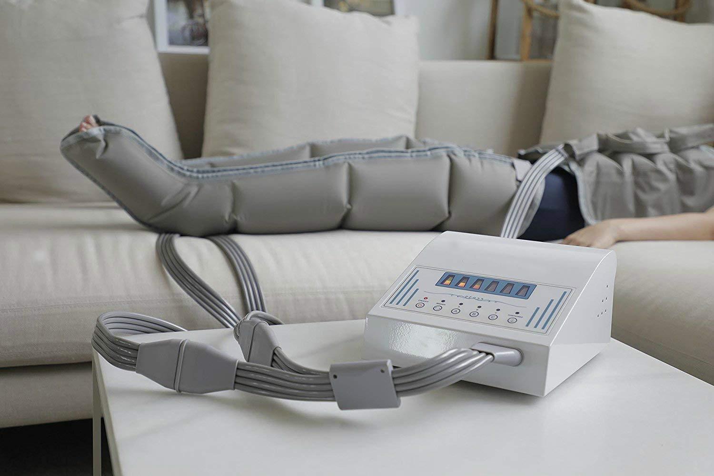 Maquina de Presoterapia Profesional Completa | Altas Prestaciones con Procesador Inteligente |