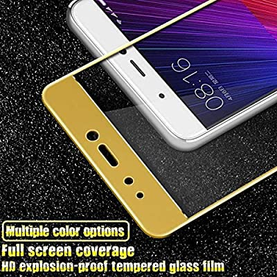 Protector Pantalla Cristal Templado 3D curvo Xiaomi MI5S 0,33mm 9H 3D (Oro): Amazon.es: Electrónica