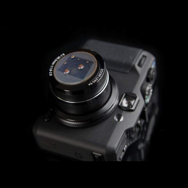 Camera Lens Filter and Protector UV MegaGear MG520 Fujifilm X100F X100T Ultraviolet